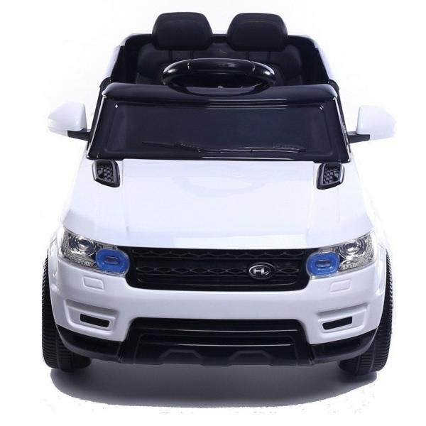 Kids Mini Range Rover HSE Sport Style 12v Electric Compact Ride on Jeep - White-13839