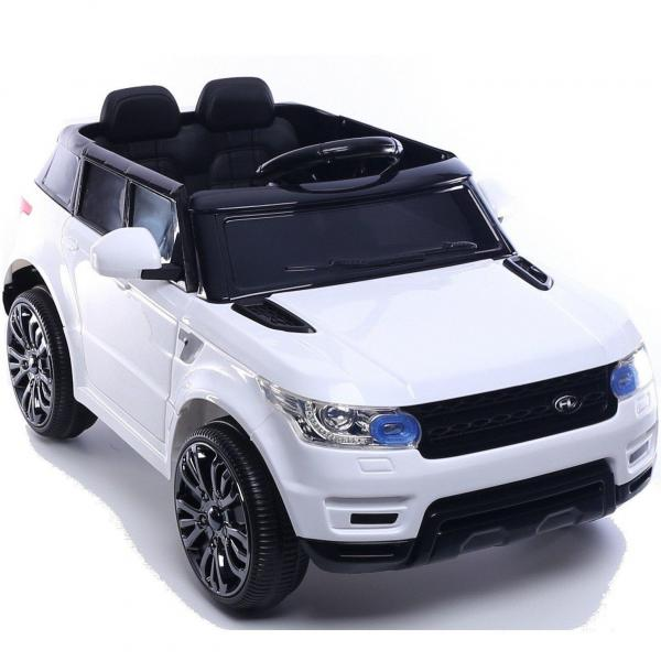 Kids Mini Range Rover HSE Sport Style 12v Electric Compact Ride on Jeep - White-13834