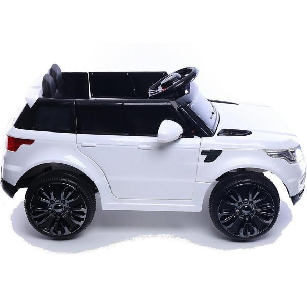 Kids Mini Range Rover HSE Sport Style 12v Electric Compact Ride on Jeep - White-13840