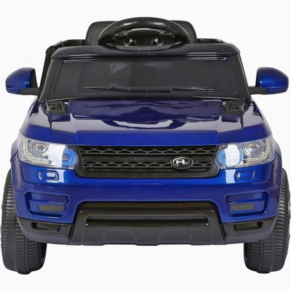 Kids Mini Range Rover HSE Sport Style 12v Electric Compact Ride on Jeep - Blue-11426