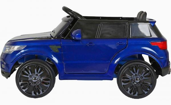 Kids Mini Range Rover HSE Sport Style 12v Electric Compact Ride on Jeep - Blue-11429