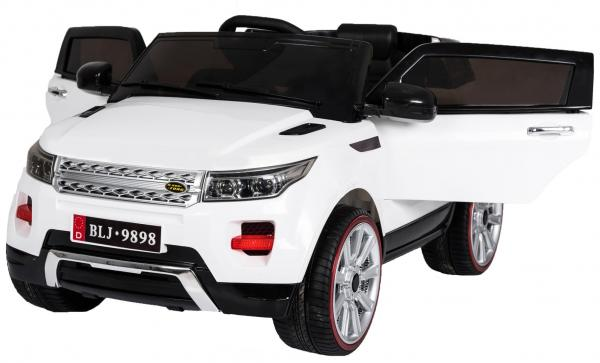 Range Rover Midi HSE Sport Deluxe Style - Kids 12v Electric / Battery Ride on Car - White-11364