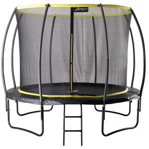 Telstar Orbit 8ft Round Trampoline and Enclosure Package-0
