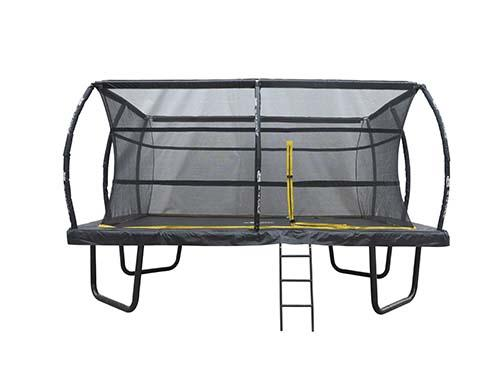 Telstar Elite 10ft x 15ft Rectangle Trampoline and Enclosure Package with Ladder and Cover -13916