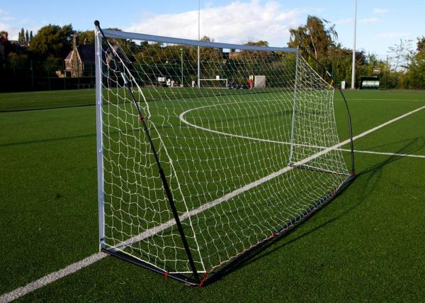 Quickplay Kickster Elite Portable Football Goal with Weighted Base 5m x 2m-12887