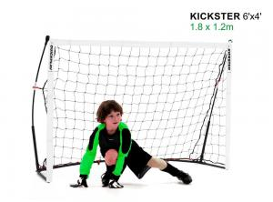 Quickplay Kickster Academy Ultra Portable Football Goal 6' x 4'Quickplay Kickster Academy Ultra Portable Football Goal 6' x 4'-0
