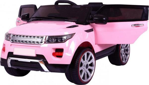 Range Rover Midi HSE Sport Deluxe Style - Kids 12v Electric / Battery Ride on Car - Pink-13289