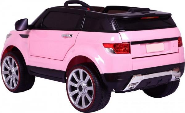 Range Rover Midi HSE Sport Deluxe Style - Kids 12v Electric / Battery Ride on Car - Pink-13292