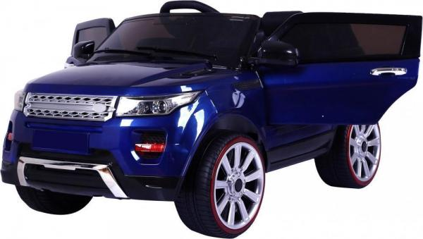 Range Rover Midi HSE Sport Deluxe Style - Kids 12v Electric / Battery Ride on Car - Blue-13264