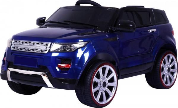 Range Rover Midi HSE Sport Deluxe Style - Kids 12v Electric / Battery Ride on Car - Blue-0