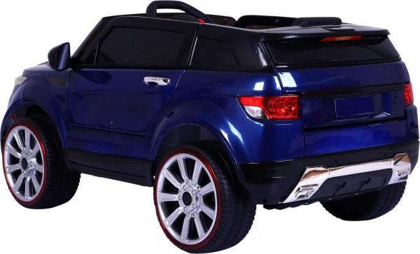 Range Rover Midi HSE Sport Deluxe Style - Kids 12v Electric / Battery Ride on Car - Blue-13259