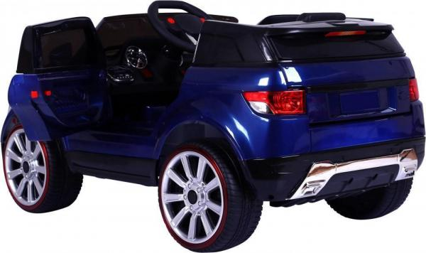 Range Rover Midi HSE Sport Deluxe Style - Kids 12v Electric / Battery Ride on Car - Blue-13262