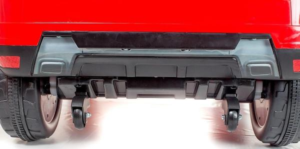 4x4 Range Rover Vogue Sport style Off Roader 12v Electric Battery Ride on Jeep - Red-14103