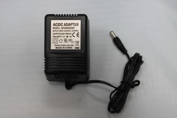 Kids 6v Ride on Car, Jeep or Quad Bike Replacement Spare Charger -0