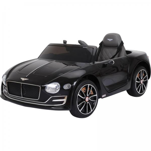 Licensed Bentley EXP12 12v Ride On Children's Battery Operated Electric Car - Black-0