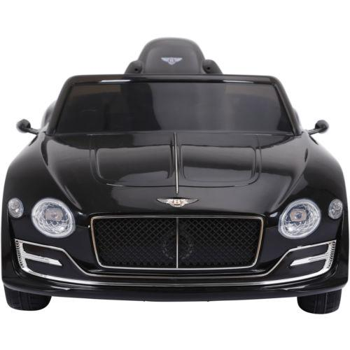 Licensed Bentley EXP12 12v Ride On Children's Battery Operated Electric Car - Black-14182