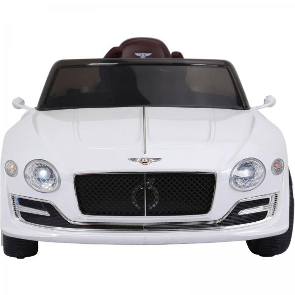 Licensed Bentley EXP12 12v Ride On Children's Battery Operated Electric Car - White-14172