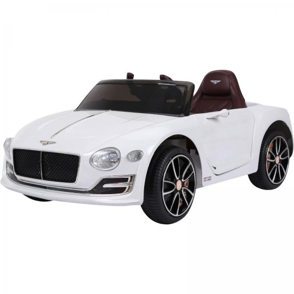 Licensed Bentley EXP12 12v Ride On Children's Battery Operated Electric Car - White-0