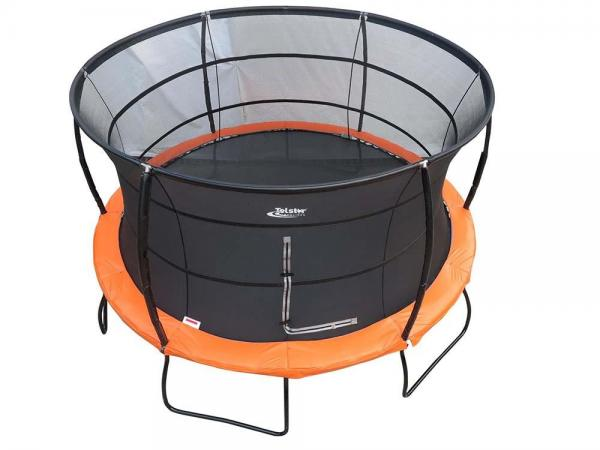 Telstar Jump Capsule Deluxe MK 3 14ft Round Trampoline and Enclosure Package -14032