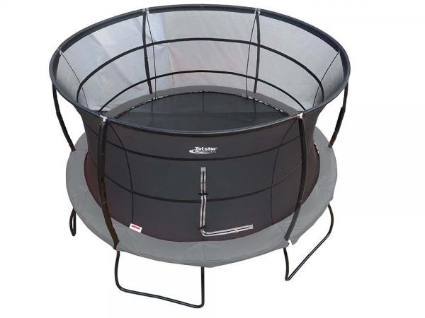 Telstar Jump Capsule Deluxe MK 3 14ft Round Trampoline and Enclosure Package -14030