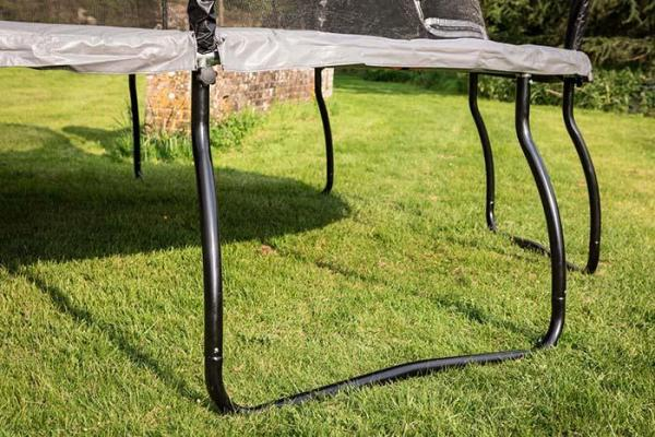 Telstar Jump Capsule Deluxe MK 3 - 10ft x 15ft Oval Trampoline and Enclosure -13987