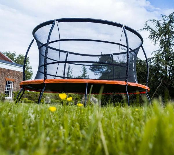 Telstar Jump Capsule Deluxe MK 3 14ft Round Trampoline and Enclosure Package -14041