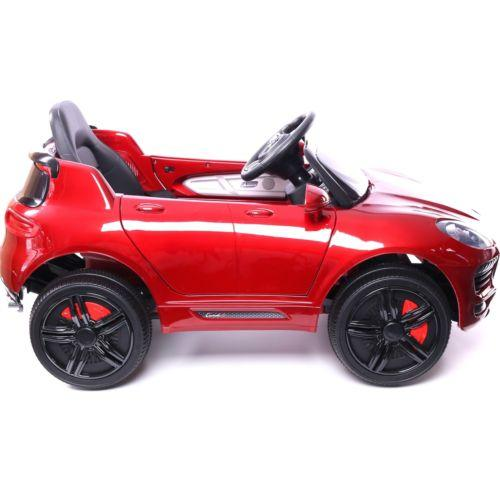 Porsche Macan Style Jeep 12v Electric / Battery Ride on Car - Red-14250