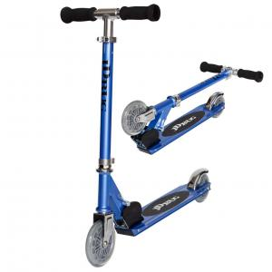JD Bug Junior Original Folding Street Scooter - Reflex BlueJD Bug Junior Street Scooter - Reflex Blue-0