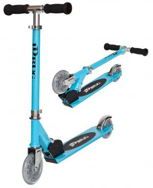 JD Bug Junior Original Folding Street Scooter - Sky BlueJD Bug Junior Street Scooter - Sky Blue-0