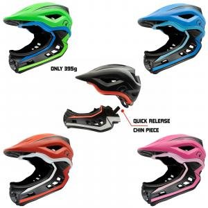 Revvi Kids Super Light Weight Helmet (48-53cm) in 5 colours