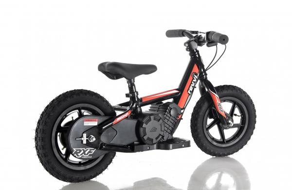Revvi Twelve Kids Lithium Electric Dirt Bike - 24v Motorbike Orange-15065