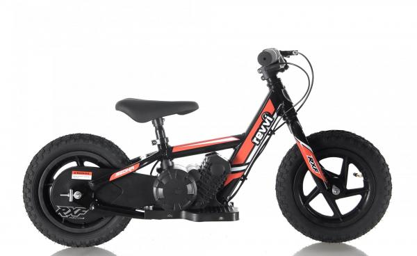 Revvi Twelve Kids Lithium Electric Dirt Bike - 24v Motorbike Orange-15062