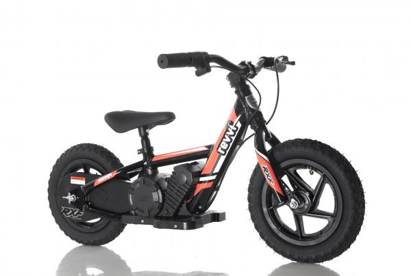 Revvi Twelve Kids Lithium Electric Dirt Bike - 24v Motorbike Orange-15061