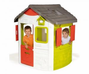 Smoby Kids Neo Jura Lodge PlayhouseSmoby Jura Lodge Playhouse-0