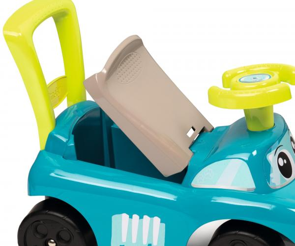Smoby Auto Blue Ride on Push on Car-15910