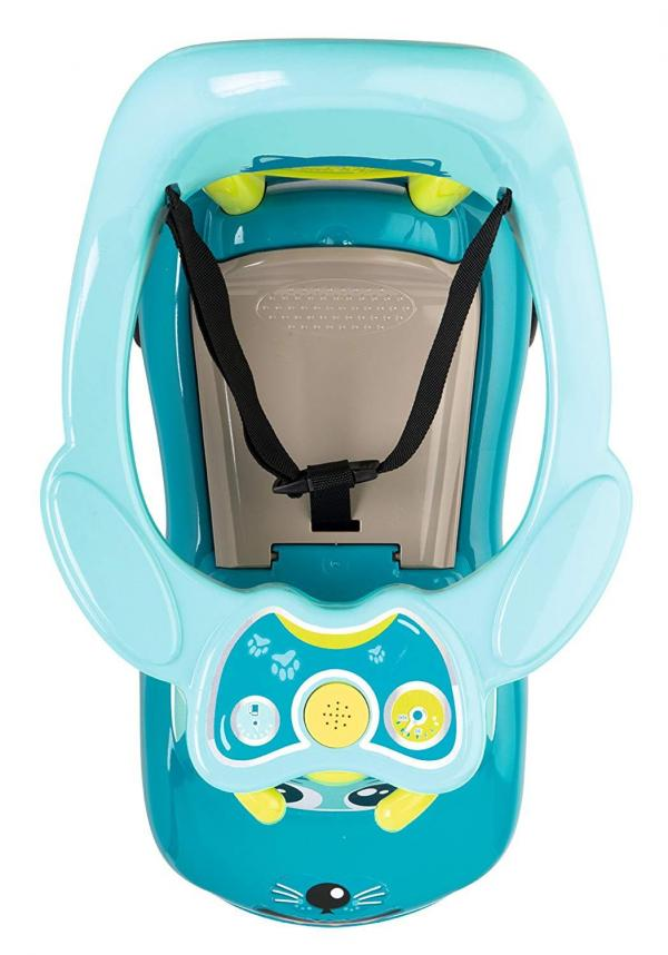 Smoby Auto Bascule 4 in 1 Ride-On - Blue-15950