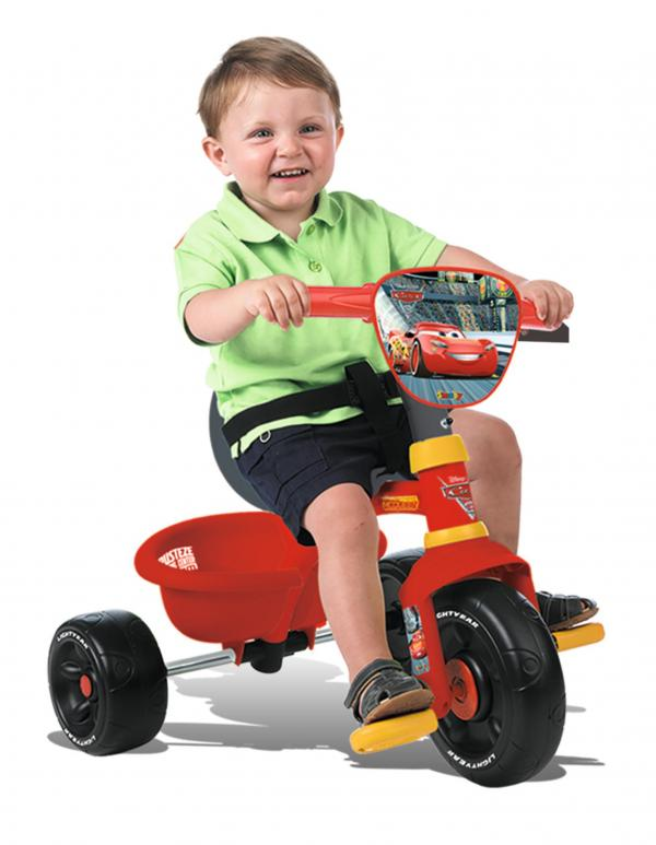 Smoby Be Move Cars Tricycle with Parent Handle-16001