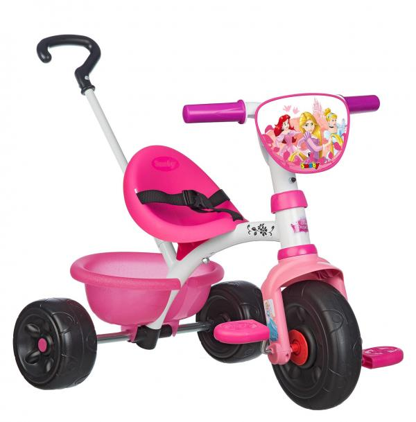 Smoby Be Move Disney Princess Tricycle with Parent Handle-16007