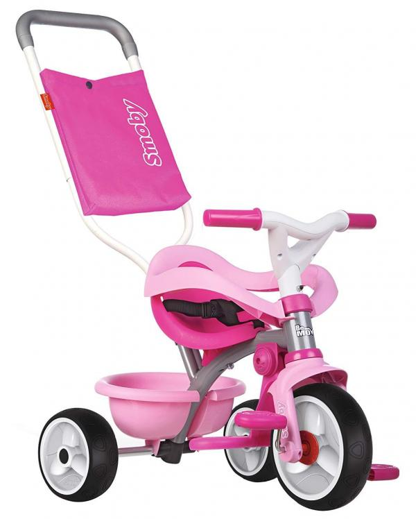 Smoby Be Move Comfort Tricycle Pink-15992