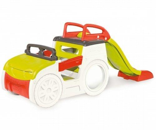 Smoby Childrens Adventure Car Play Centre and Slide-15824