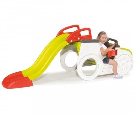 Smoby Childrens Adventure Car Play Centre and Slide-15820