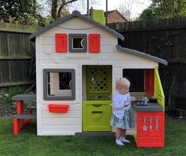 Smoby The New Friends House With Kitchen-16326