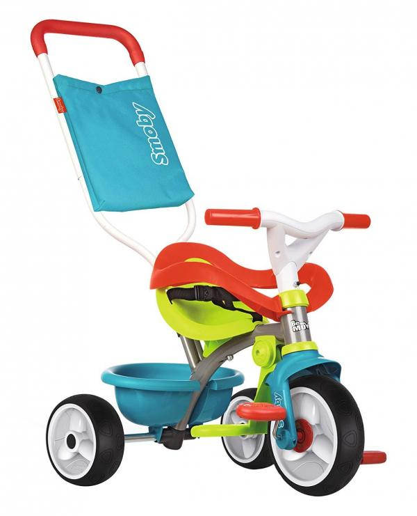 Smoby Be Move Comfort Tricycle Blue-16148
