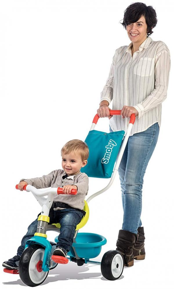 Smoby Be Move Comfort Tricycle Blue-16149
