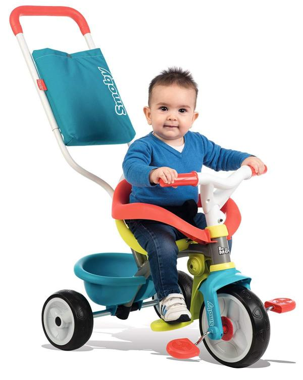 Smoby Be Move Comfort Tricycle Blue-0