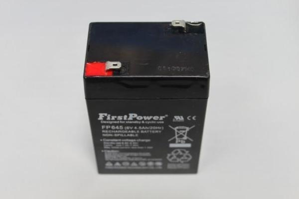 Kids Ride on Car 6V 4.6Ah Replacement / Spare Battery-16264