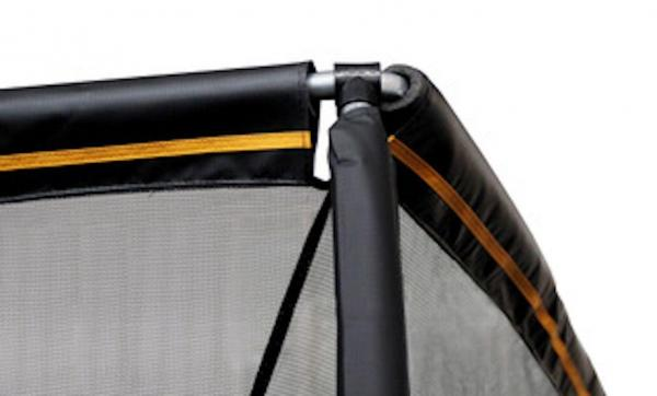 Rebo Altitude Rectangle 10ft x 14ft Trampoline and Safety Enclosure - Altitude 1400-16196