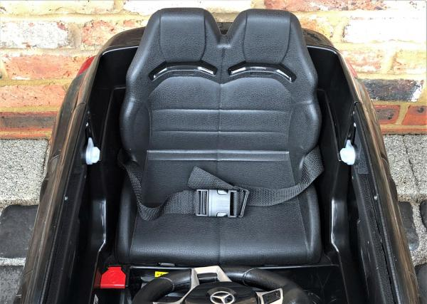 Licensed Mercedes Benz AMG GLA 12V Battery Electric Ride on Car with Remote Control - Black-16616