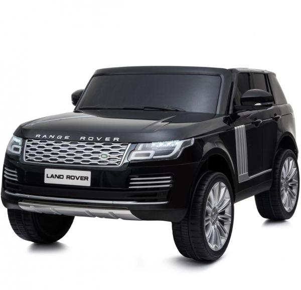 Licensed 24v Range Rover Vogue HSE Sport 4WD 2 Seater Ride On Jeep - Black