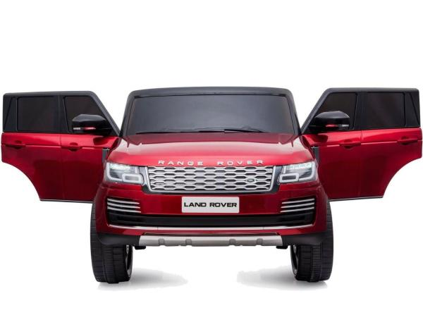 Licensed 24v Range Rover Vogue HSE Sport 4WD 2 Seater Ride On Jeep Opening Doors